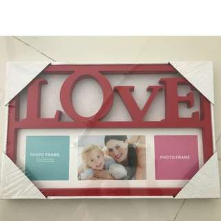 Brand New LOVE Frame