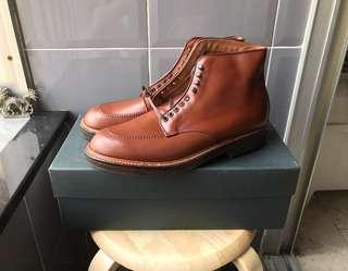 Alden J Crew 405 Indy boots 10