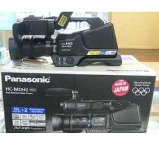 Panasonic HC MDH2 Professional Camcorder Kredit bisa tanpa CC