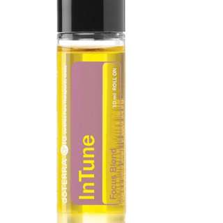 DoTERRA In Tune roll on oil essential oil free local postage