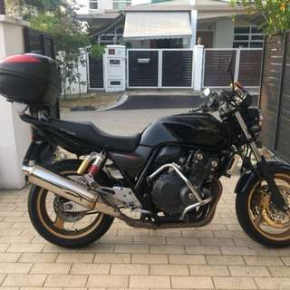 [PRICE REDUCED] Super 4 CB400 Revo