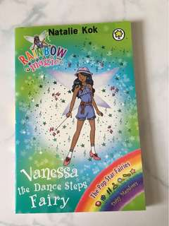 Rainbow Magic 115 Vanessa the Dance Steps Fairy