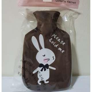 Hot Water Bag - Brown Rabbit 1000ml