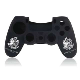 PS4 MONSTER HUNTER WORLD CONTROLER SILICON - SOLD OUT