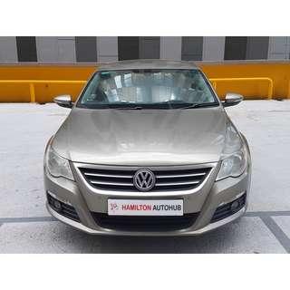 Volkswagen Passat CC 1.8 Auto TSI DSG
