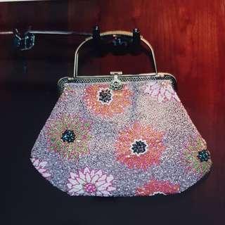 Brand New Beaded Bag. Classy and Elegant.