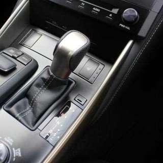 ☆ Lexus IS250 IS300h IS350 IS200t Padded Knee Panel ☆
