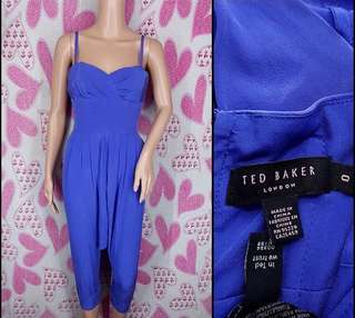 Ted Baker Jumpsuit (xs-s)