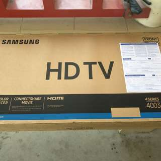 Samsung 32 inch HDTV Led Tv
