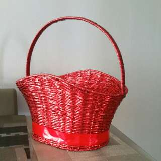 Hamper Rattan Basket