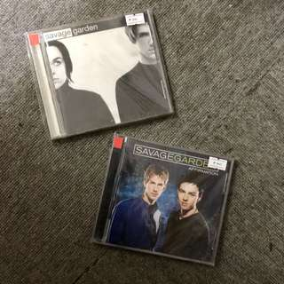 Savage Garden CDs