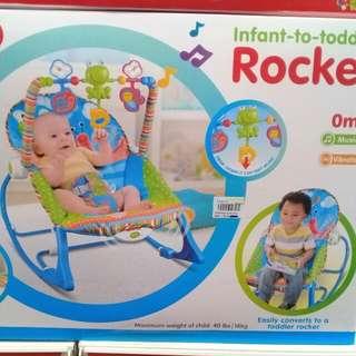 For Girls & Boys : Infant to Toddler Rocker #HOT80