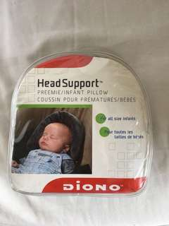 Head Support Infant Pillow