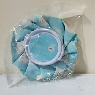 Hot/Cold Water bag - Blue Puppy