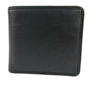 Diesel Men Wallet (100% Original / REAL) 現貨goods in stock X00878-PS386-T8013  黑色 Black