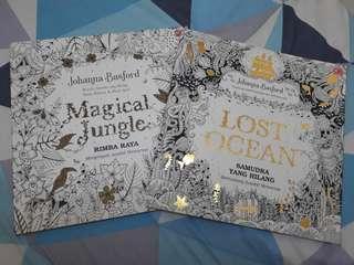 Johanna Basford Book