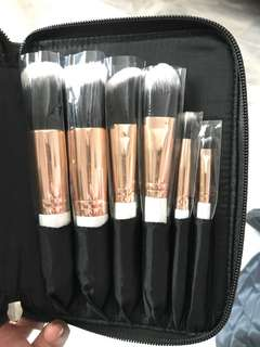 Pro mini brush set.