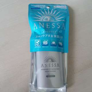 Shiseido Anessa Essence UV Sunscreen Aqua Booster SPF 50+