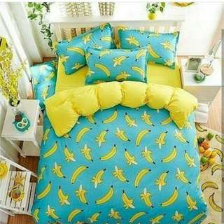 Spre/Sprei set Banana