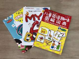 Books for Pen Pal Whizz