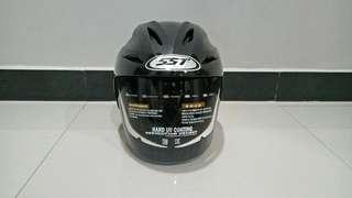 Helm Half Face SST S1 Polos
