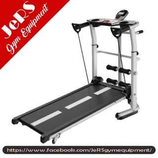 Foldable Treadmill Manual 3 Function11200