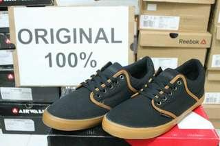 Sepatu Airwalk Cristian Black Original