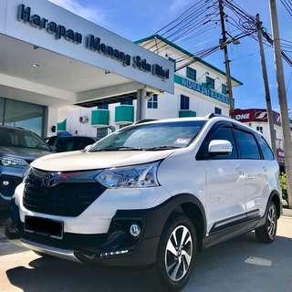 2018 Toyota Avanza X 1.5X Auto
