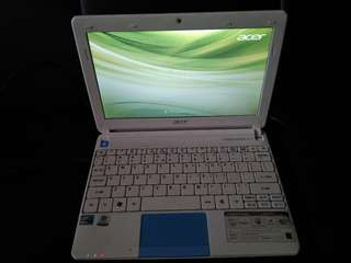 Netbook acer aspire one HAPPY 2