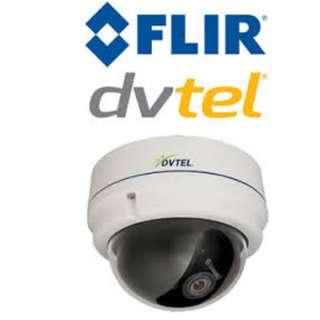 DVTEL FLIR CCTV PTZ Camera