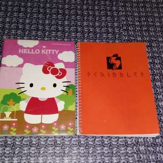 2 Composition Notebooks