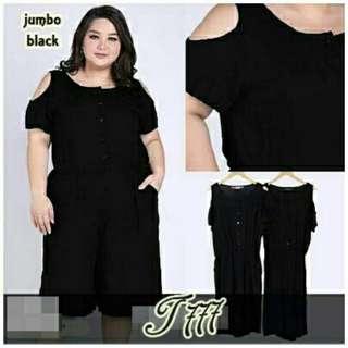 Jumpsuit jumbo esther black