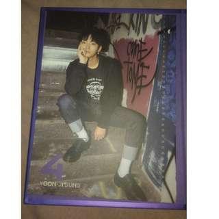 Wanna One Nothing Without You Yoon Jisung CC (Wanna Version)