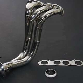 Js racing header for euro r