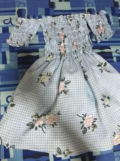 Babydoll floral offsie