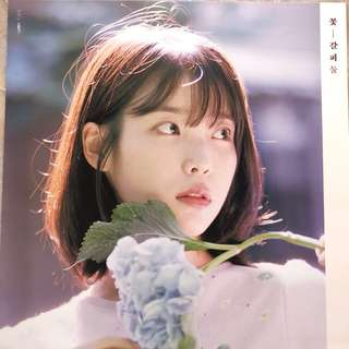 IU Repackage Album ~ Official Poster