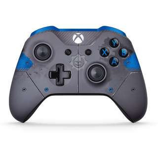 XBOX ONE WIRELESS CONTROLLER WITH 3.5MM JACK & BLUETOOTH GEAR OF THE WAR 4 - SOLD OUT