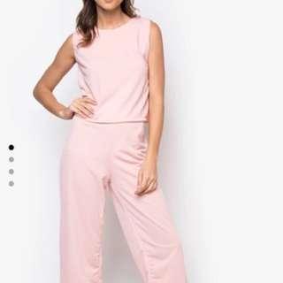 Zalora Blush Pink Coordinates