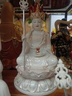 14inch dizhan statue