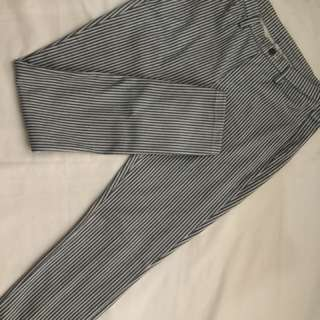 Uniqlo Striped Jeggings