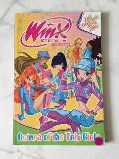 Winx Club 8 Return of the Trix Girls