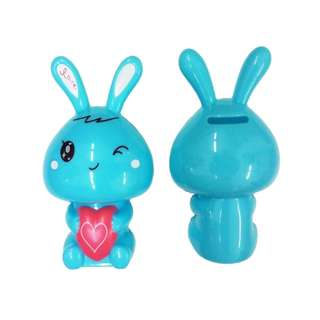 Rabbit Love Coin Bank