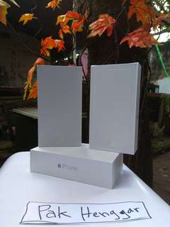 Box dusbuk kardus iphone 6plus brand new