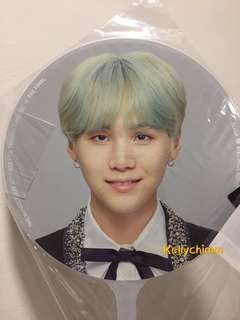 BTS Suga Image Picket Wing tours the final