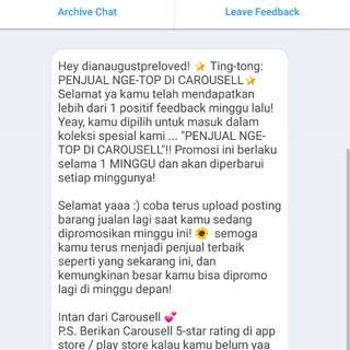 Trusted seller 😉