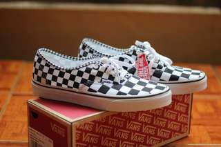Vans authentic Mix Checkerboard
