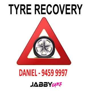 Onsite Tyre Repair