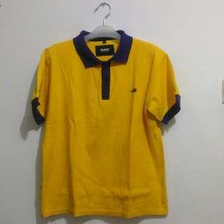 Kaos Polo Kuning