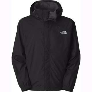 North Face M Resolve Jacket Black
