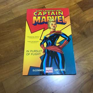 Marvel Comics: Captain Marvel Tradepaperback